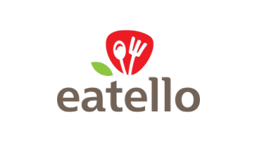 Logo for Eatello.com