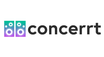 Logo for Concerrt.com