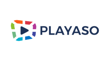 Logo for Playaso.com