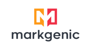 Logo for Markgenic.com