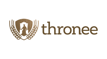 Logo for Thronee.com