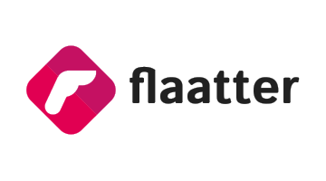 Logo for Flaatter.com