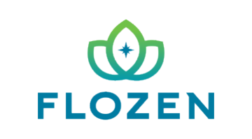 Logo for Flozen.com