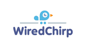 Logo for Wiredchirp.com