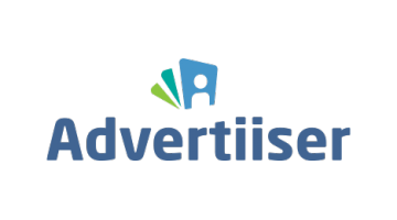 Logo for Advertiiser.com