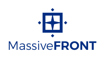 Logo for Massivefront.com
