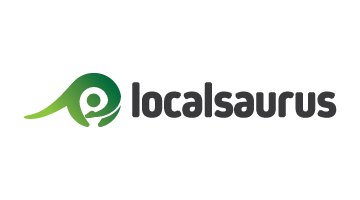 Logo for Localsaurus.com