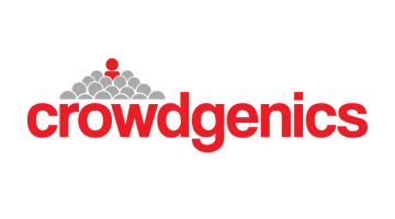 Logo for Crowdgenics.com