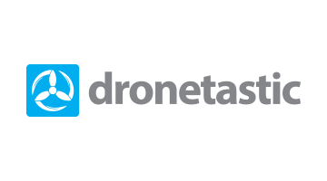 Logo for Dronetastic.com