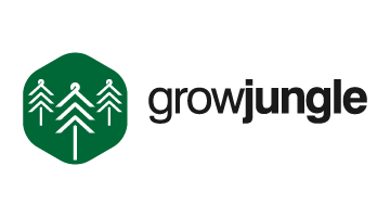 Logo for Growjungle.com
