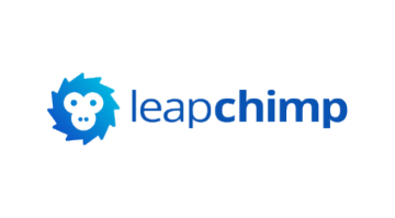 Logo for Leapchimp.com