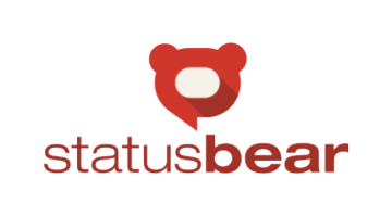 Logo for Statusbear.com