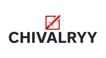 Logo for Chivalryy.com