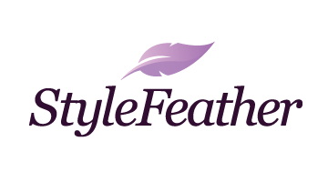 Logo for Stylefeather.com