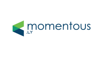Logo for Momentous.ly