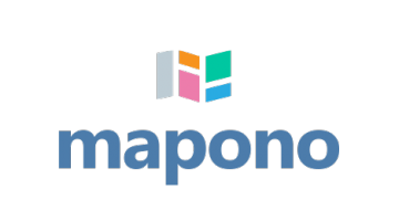 Logo for Mapono.com