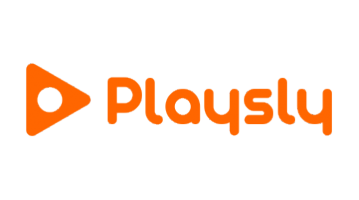 Logo for Playsly.com