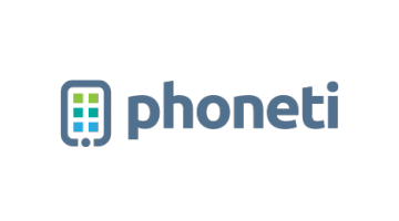 Logo for Phoneti.com