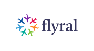 Logo for Flyral.com