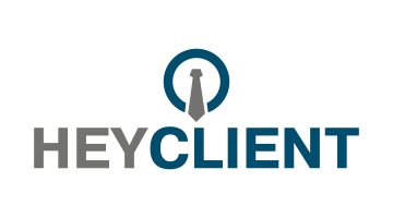 Logo for Heyclient.com