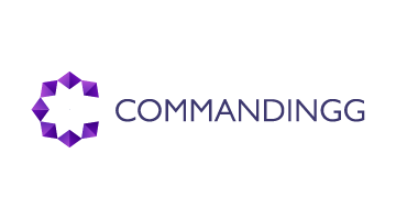 Logo for Commandingg.com