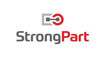 Logo for Strongpart.com