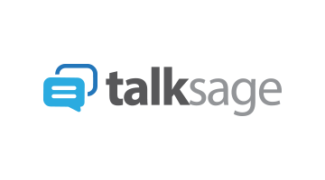 Logo for Talksage.com