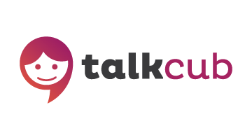 Logo for Talkcub.com