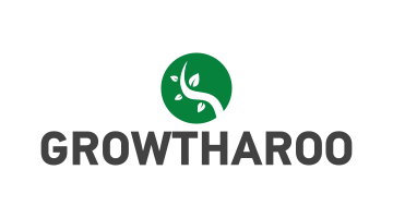 Logo for Growtharoo.com