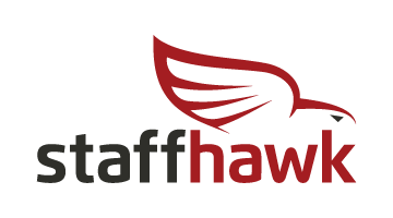 Logo for Staffhawk.com