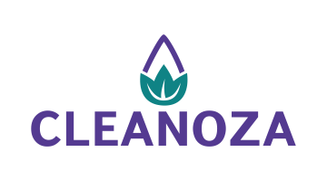 Logo for Cleanoza.com