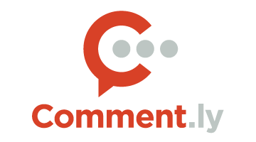 Logo for Comment.ly