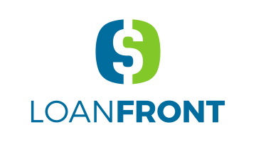 Logo for Loanfront.com