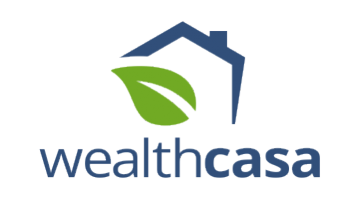 Logo for Wealthcasa.com