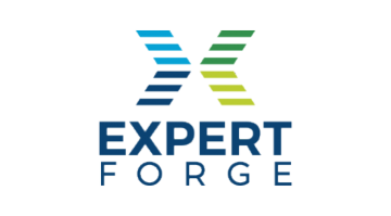 Logo for Expertforge.com