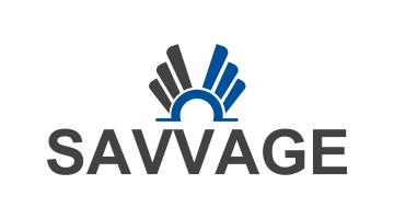 Logo for Savvage.com