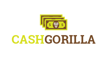 Logo for Cashgorilla.com