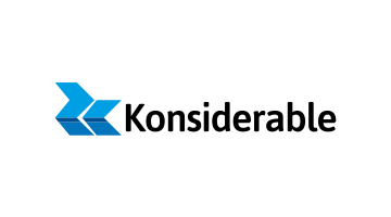 Logo for Konsiderable.com