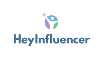 Logo for Heyinfluencer.com
