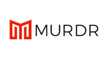 Logo for Murdr.com
