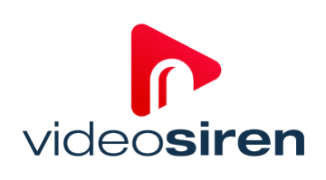Logo for Videosiren.com