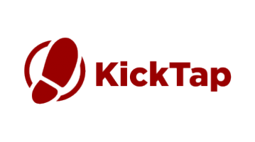 Logo for Kicktap.com