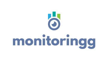 Logo for Monitoringg.com