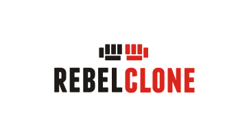 Logo for Rebelclone.com