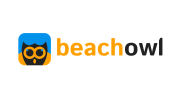Logo for Beachowl.com