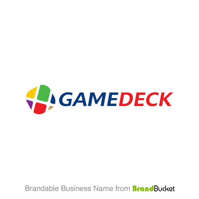 Logo For Gamedeck.com