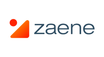 Logo for Zaene.com