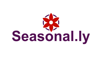 Logo for Seasonal.ly