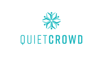 Logo for Quietcrowd.com