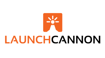 Logo for Launchcannon.com